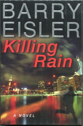 Killing Rain. Barry Eisler