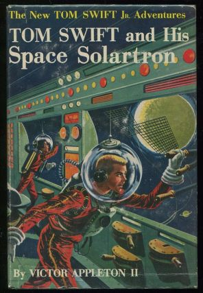 Tom Swift and His Space Solartron. Victor Appleton II