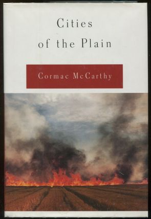 Cities of the Plain. Cormac McCarthy