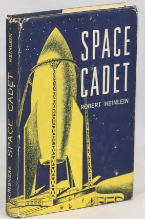 Space Cadet. Robert A. Heinlein