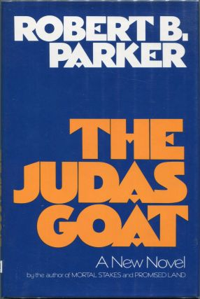 The Judas Goat. Robert B. Parker
