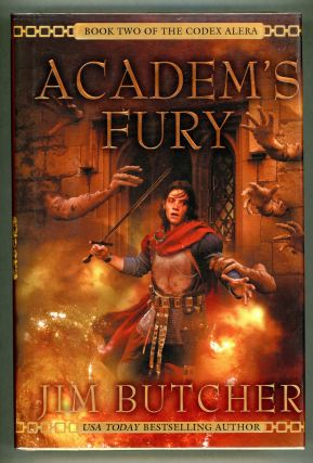 Academ's Fury. Jim Butcher.