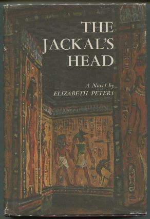 The Jackal's Head. Elizabeth Peters, Barbara Mertz