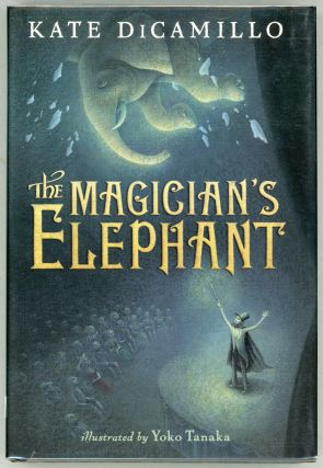 The Magician's Elephant. Kate DiCamillo