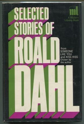 Selected Stories of Roald Dahl. Roald Dahl