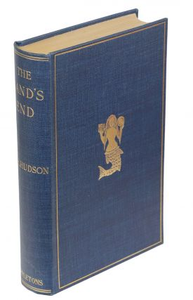 The Land's End; A Naturalist's Impressions in West Cornwall. W. H. Hudson
