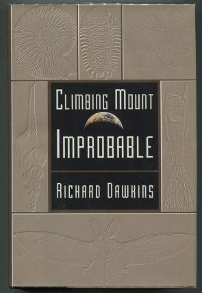 Climbing Mount Improbable. Richard Dawkins.