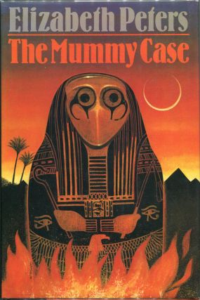 The Mummy Case. Elizabeth Peters, Barbara Mertz