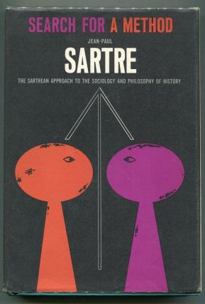 Search for a Method. Jean-Paul Sartre