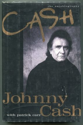 Cash; The Autobiography. Johnny Cash, Patrick Carr