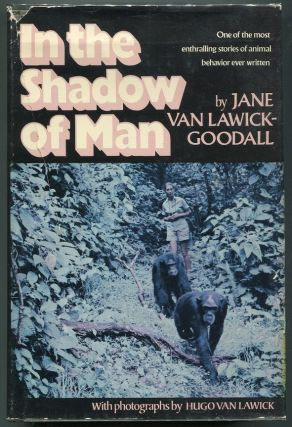In the Shadow of Man. Jane Van Lawick-Goodall.