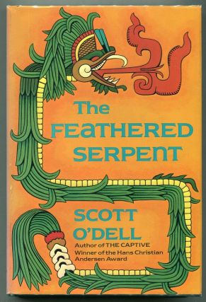 The Feathered Serpent. Scott O'Dell.