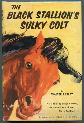 The Black Stallion's Sulky Colt. Walter Farley