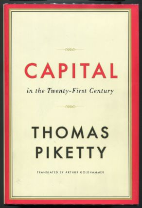 Capital in the Twenty-First Century. Thomas Piketty