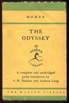 The Odyssey of Homer. Homer