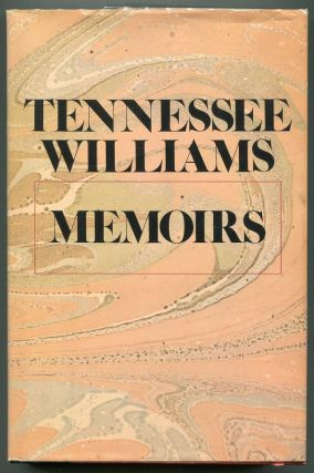 Memoirs. Tennessee Williams