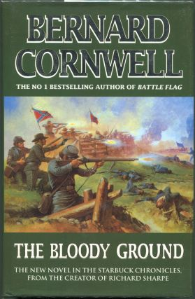 The Bloody Ground. Bernard Cornwell