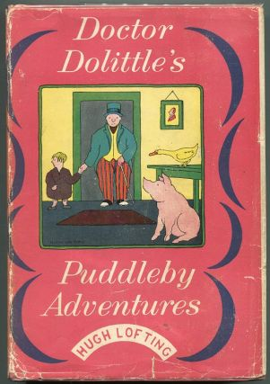 Doctor Dolittle's Puddleby Adventures. Hugh Lofting