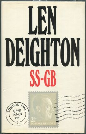 SS-GB; Nazi Occupied Britain 1941. Len Deighton
