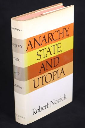 Anarchy, State, and Utopia. Robert Nozick