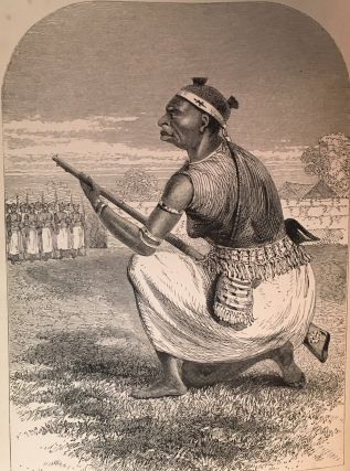 """A Mission to Gelele King of Dahome; With Notices of the so Called """"Amazons"""", the Grand Customs, the Yearly Customs, the Human Sacrifices, the Present State of the Slave Trade, and the Negro's Place in Nature"""