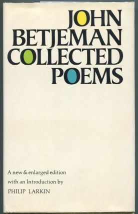 Collected Poems; Enlarged Edition. John Betjeman
