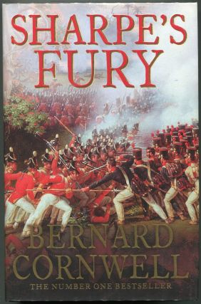 Sharpe's Fury; Richard Sharpe and the Battle of Barrosa, March 1811. Bernard Cornwell