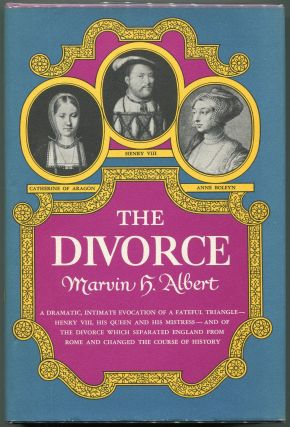 The Divorce. Marvin H. Albert