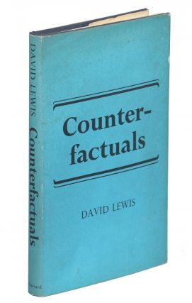 Counterfactuals. David K. Lewis