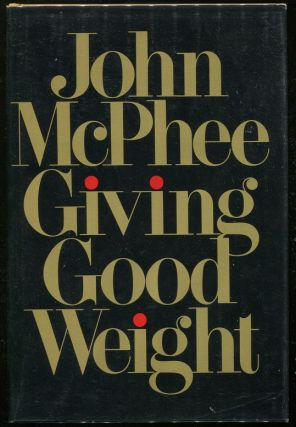 Giving Good Weight. John McPhee