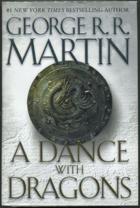 A Dance With Dragons. George R. R. Martin