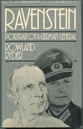 Ravenstein; Portrait of a German General. Rowland Ryder