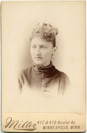 Late Nineteenth Century Woman. William R. Miller