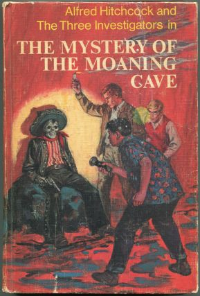 The Mystery of the Moaning Cave. William Arden