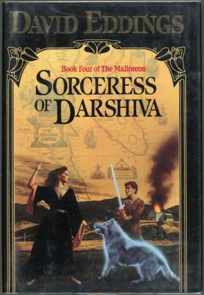 Sorceress Of Darshiva. David Eddings.