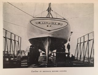 In the Tracks of the Trades; The Account of a Fourteen Thousand Mile Yachting Cruise to the Hawaiis, Marquesas, Societies, Samoas and Fijis