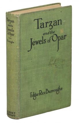 Tarzan and the Jewels of Opar. Edgard Rice Burroughs