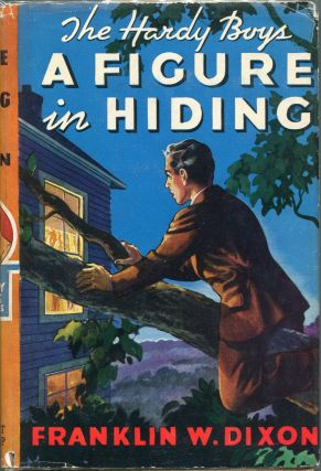 A Figure in Hiding. Franklin W. Dixon