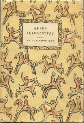 Greek Terracottas. T. B. L. Webster