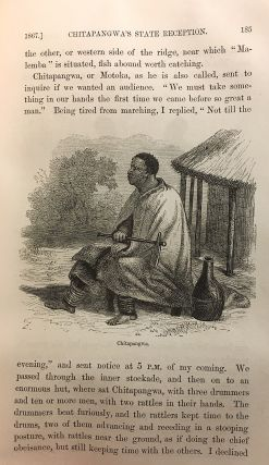The Last Journals of David Livingstone, in Central Africa, from 1865 to His Death; Continued by a Narrative of his Last Moments and Sufferings, Obtained from his Faithful Servants Chuma and Susi
