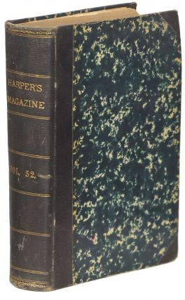 Harper's New Monthly Magazine Volume LII; December, 1875, to May, 1876