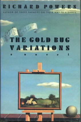 The Gold Bug Variations. Richard Powers
