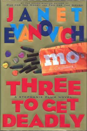 Three to Get Deadly. Janet Evanovich