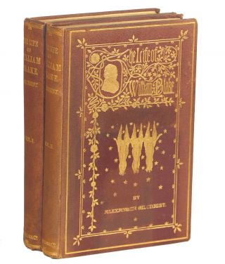 "Life of William Blake, ""Pictor Ignotus"".; With Selections from His Poems and Other Writings...."