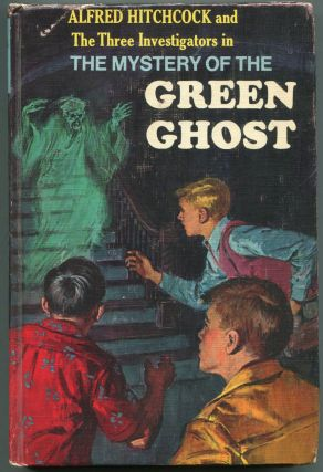 The Mystery of the Green Ghost. Robert Arthur