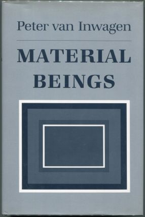 Material Beings. Peter van Inwagen