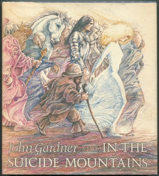 In the Suicide Mountains. John Gardner