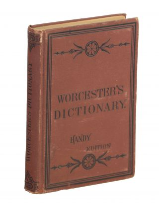 A Primary Dictionary of the English Language; Revised and Illustrated. Joseph E. Worcester, LL D