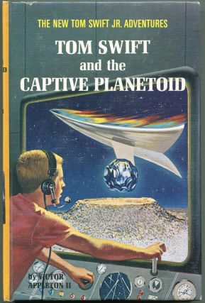 Tom Swift and the Captive Planetoid. Victor Appleton II