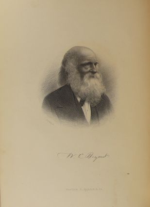 Poetical Works of William Cullen Bryant; Collected and Arranged by the Author